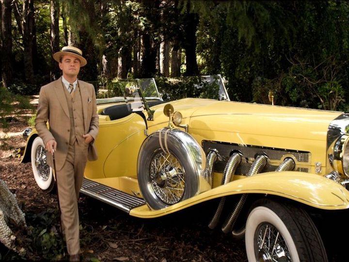 gatsby le magnifique rolls royce