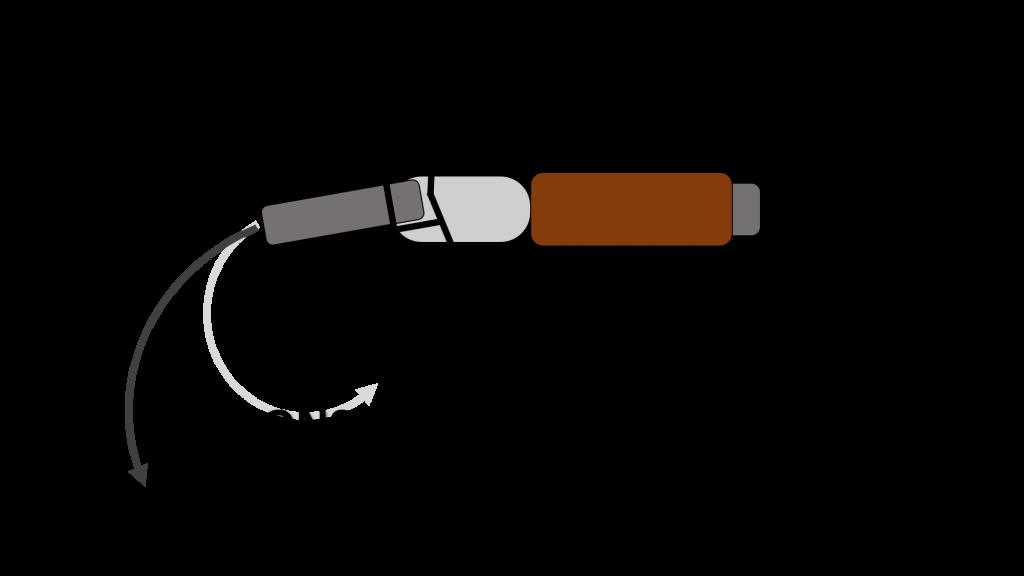 moto conservation du controle pendant virage schema