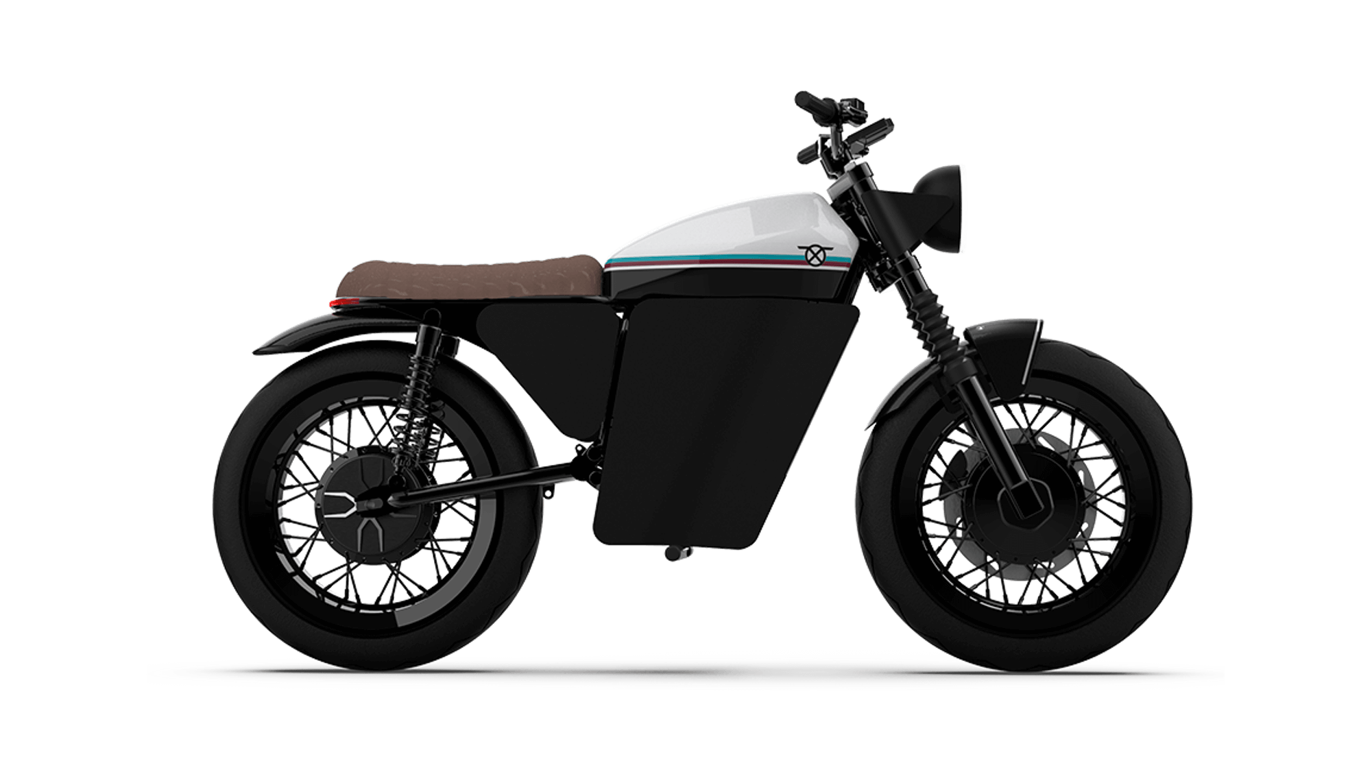 Ox One S The Ox Riders moto électrique 125