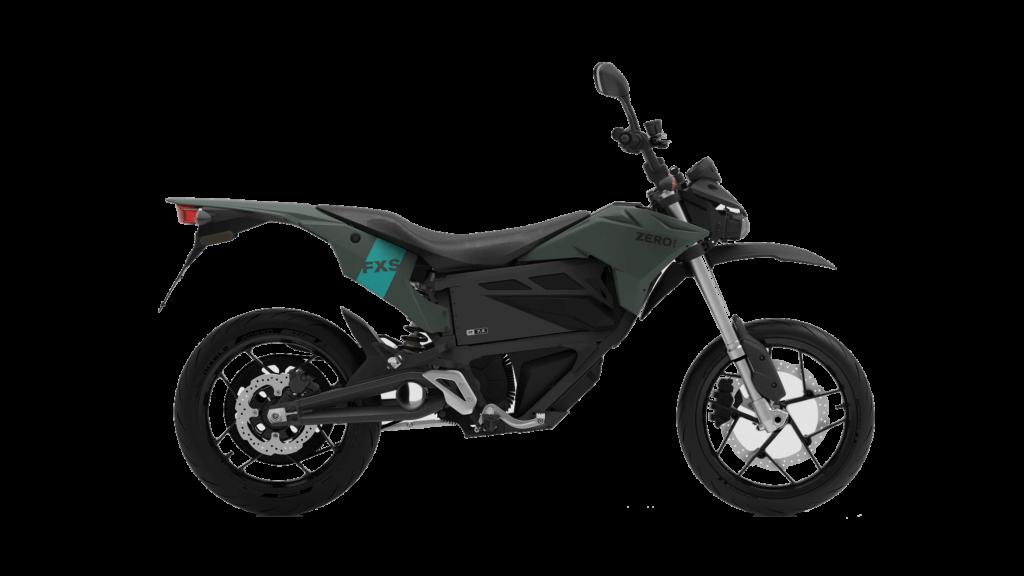 Zero FXS Zero Motorcycles moto électrique 125
