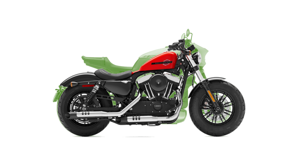 Harley Forty Eight Livewire