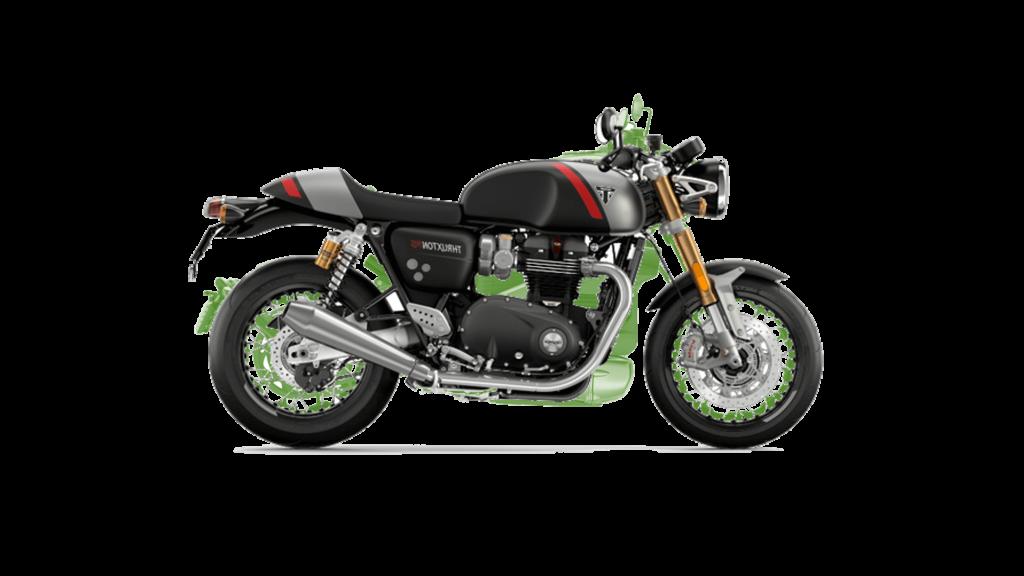 Thruxton Triumph Livewire Harley comparaison