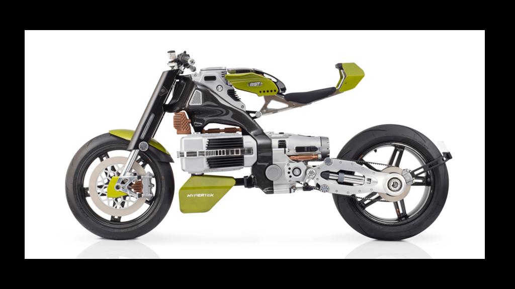 HyperTEK Blackstone TEK moto électrique puissante