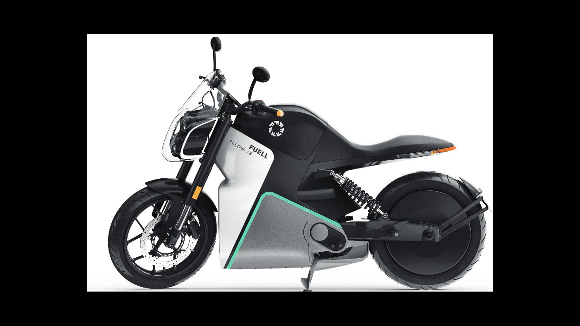 Fllow Fuell moto électrique puissante