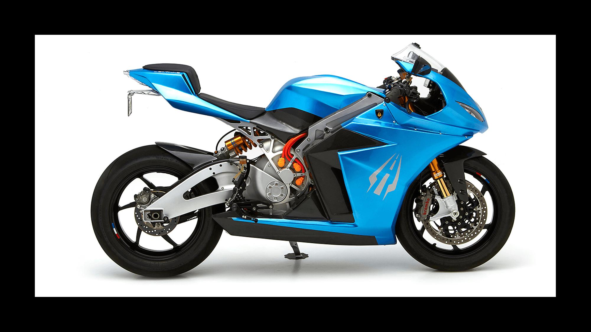 Strike Carbon Lightning Motorcycles