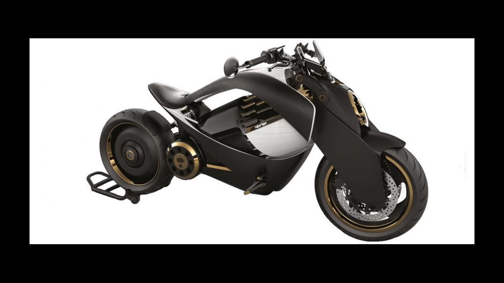 Newron EV-1 Newron Motors moto électrique puissante