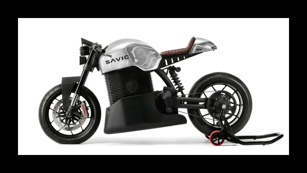 Omega Savic Motorcycles
