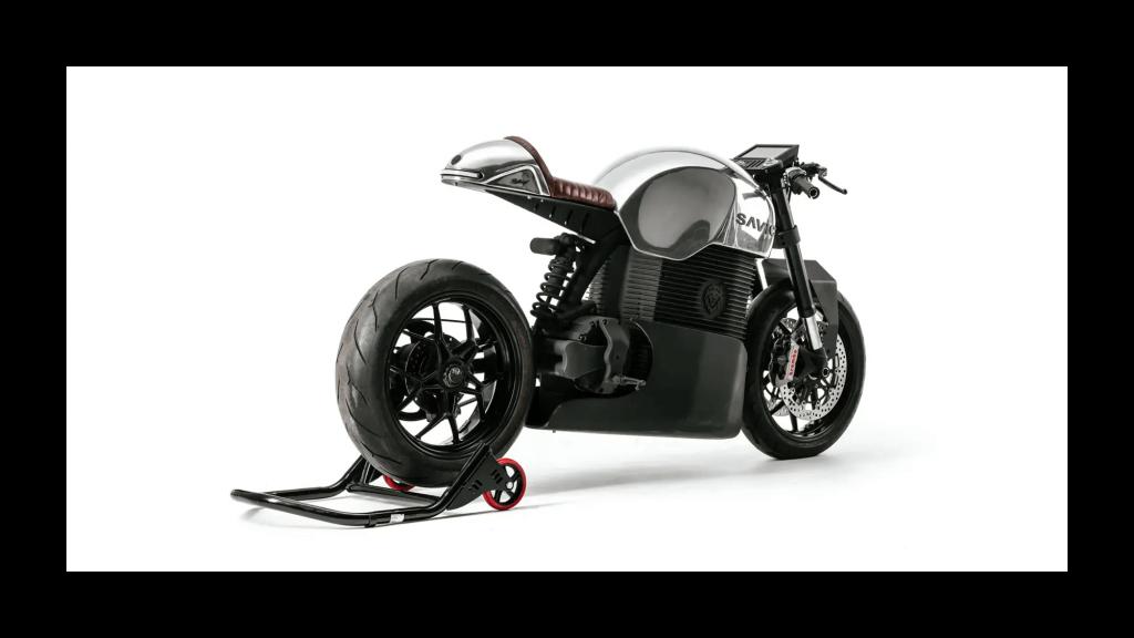 Delta Savic Motorcycles