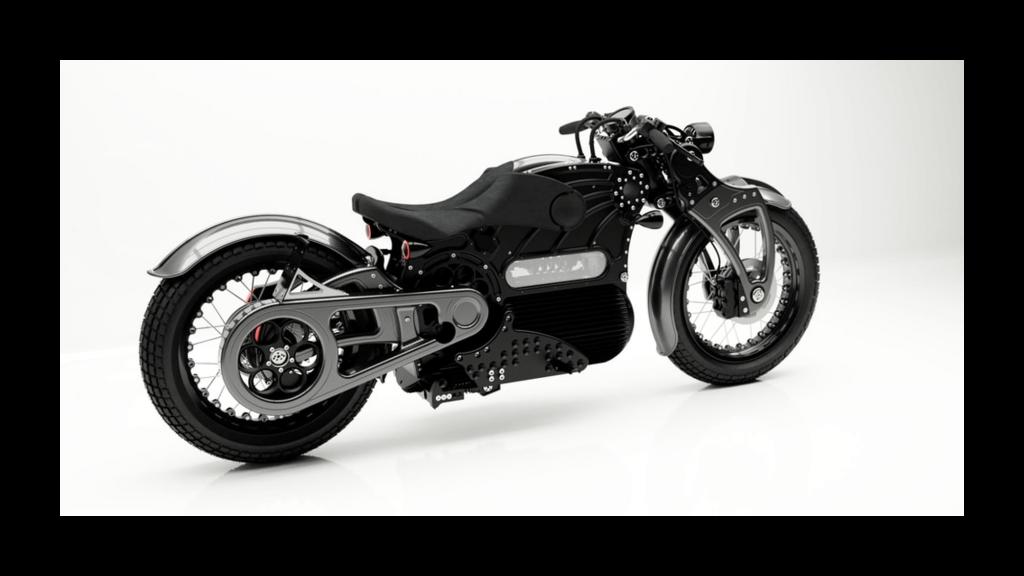 Curtiss 1 Curtiss Motorcycles moto électrique puissante