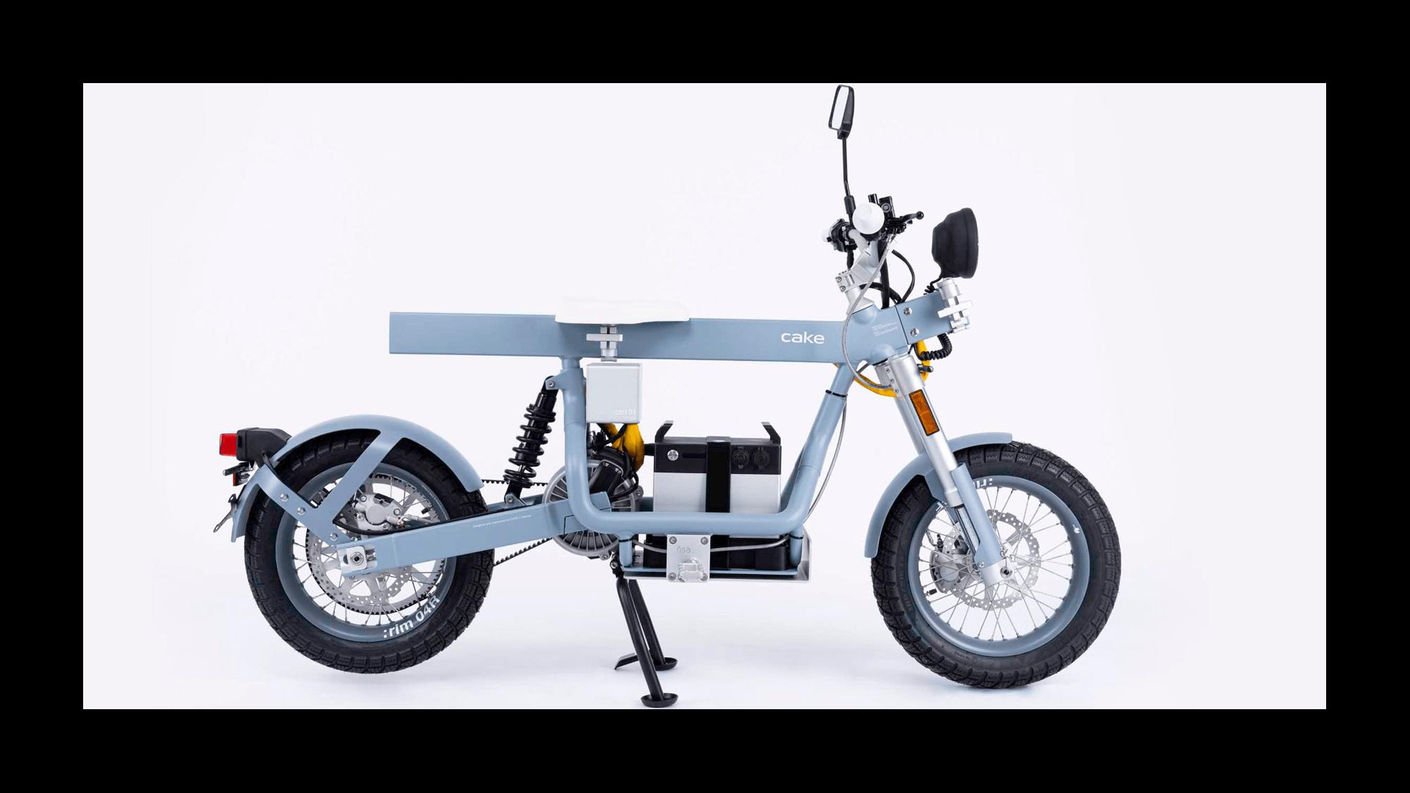 Ösa Lite de Cake moto électrique 50cc