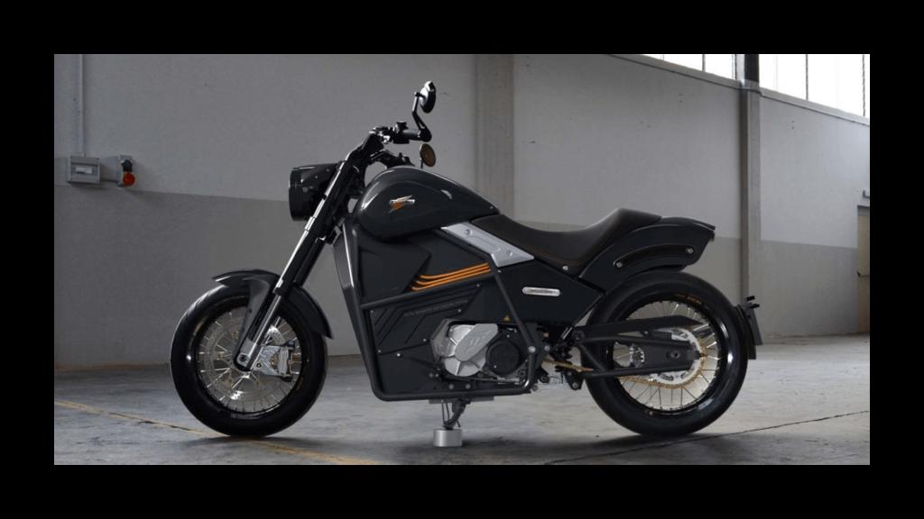 T-Cruise Urban Tacita moto électrique puissante