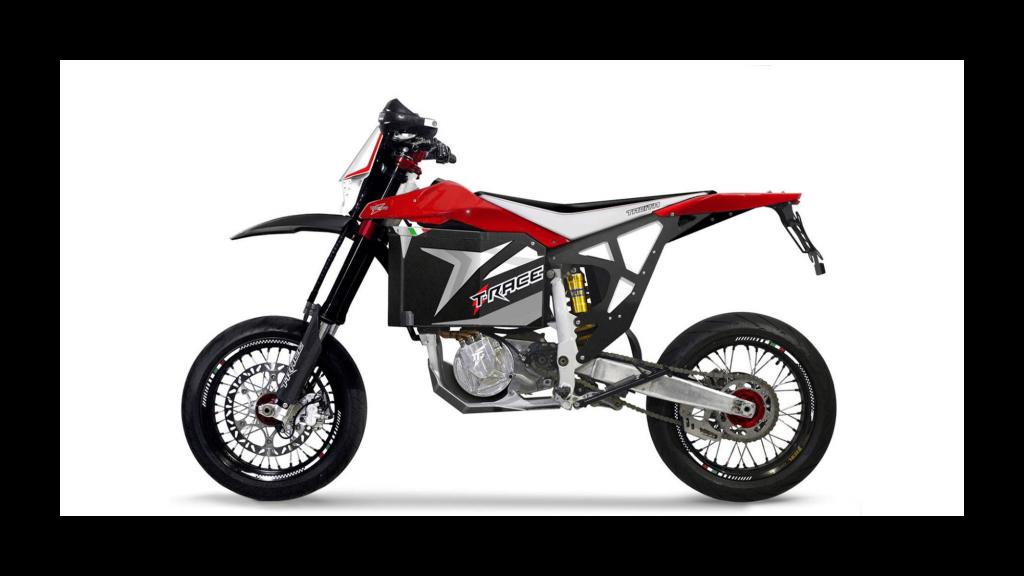 T-Race Motard Tacita moto électrique puissante