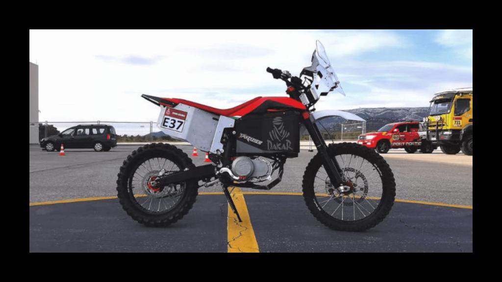 T-Race Rally Tacita moto électrique puissante
