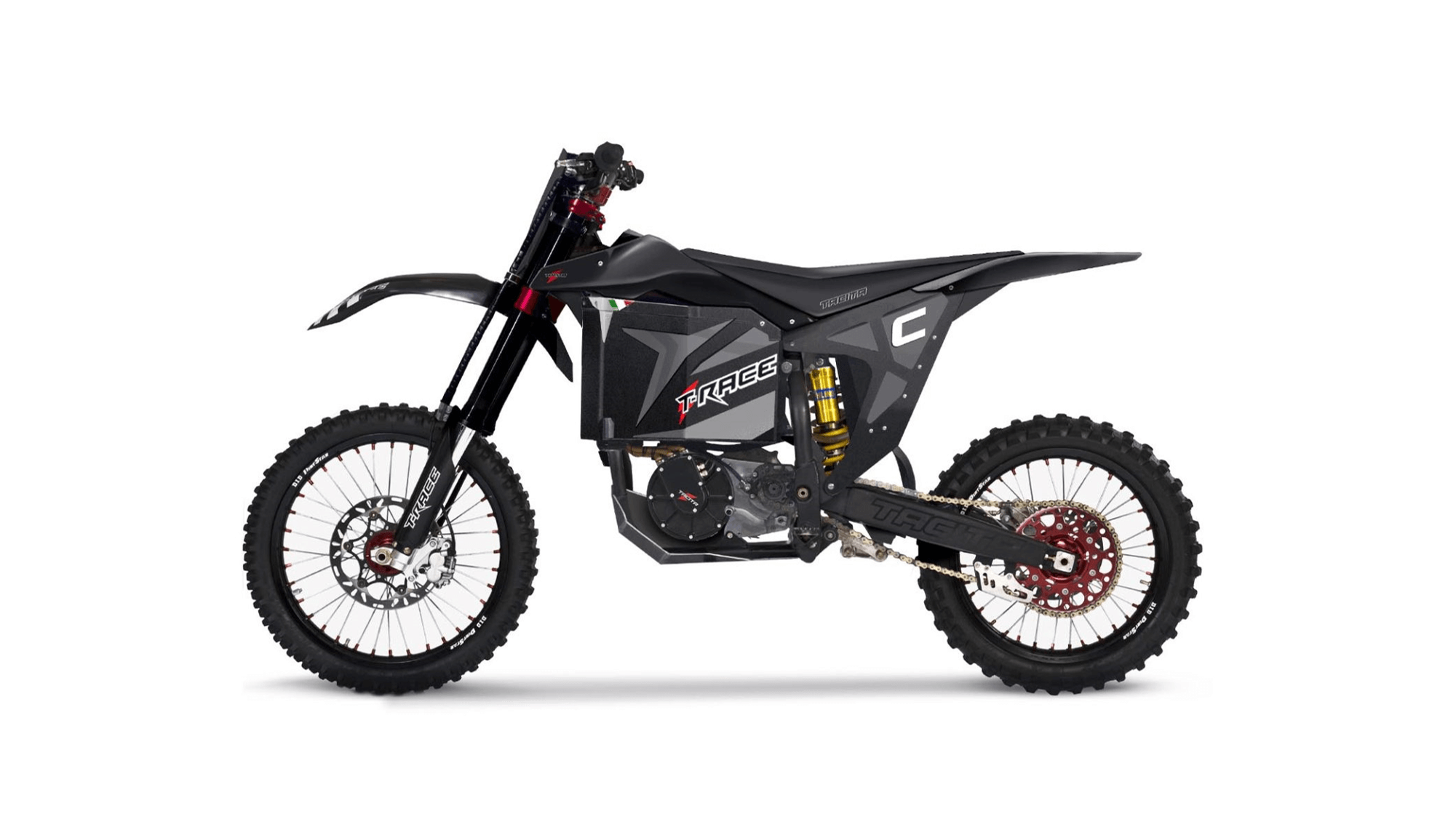 T-Race Cross Tacita moto électrique puissante
