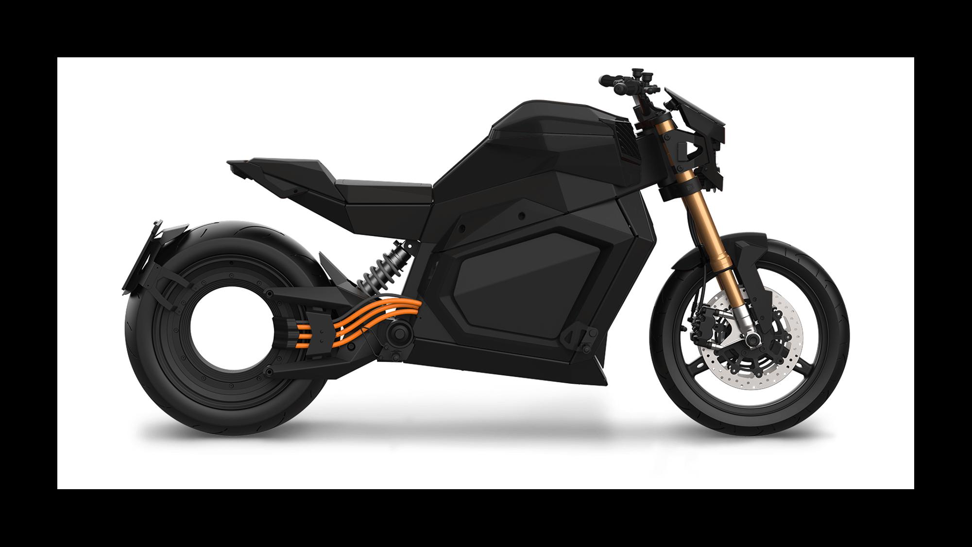 Verge TS Verge Motorcycles moto électrique puissante