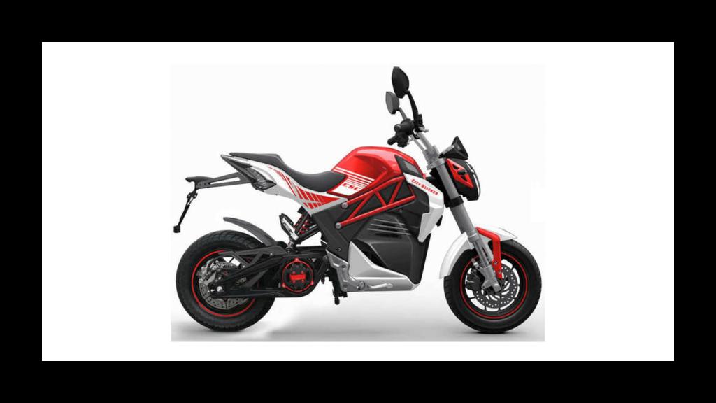 City Slicker de Cineco moto électrique 50cc