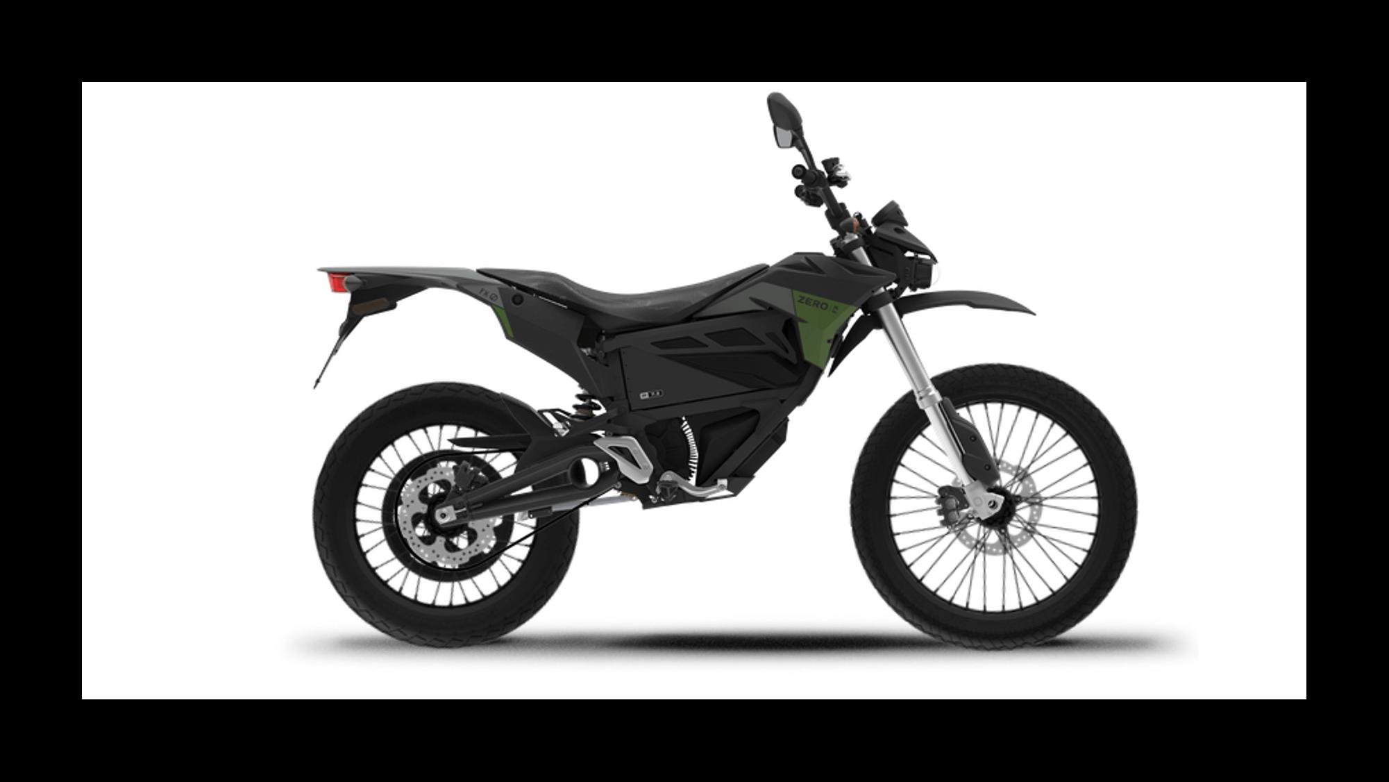 Zero fx Zero Motorcycles