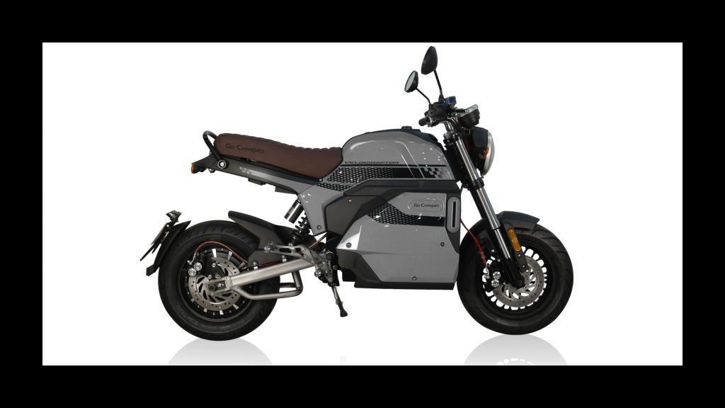 Velociraptor de Go Charged moto électrique 50cc