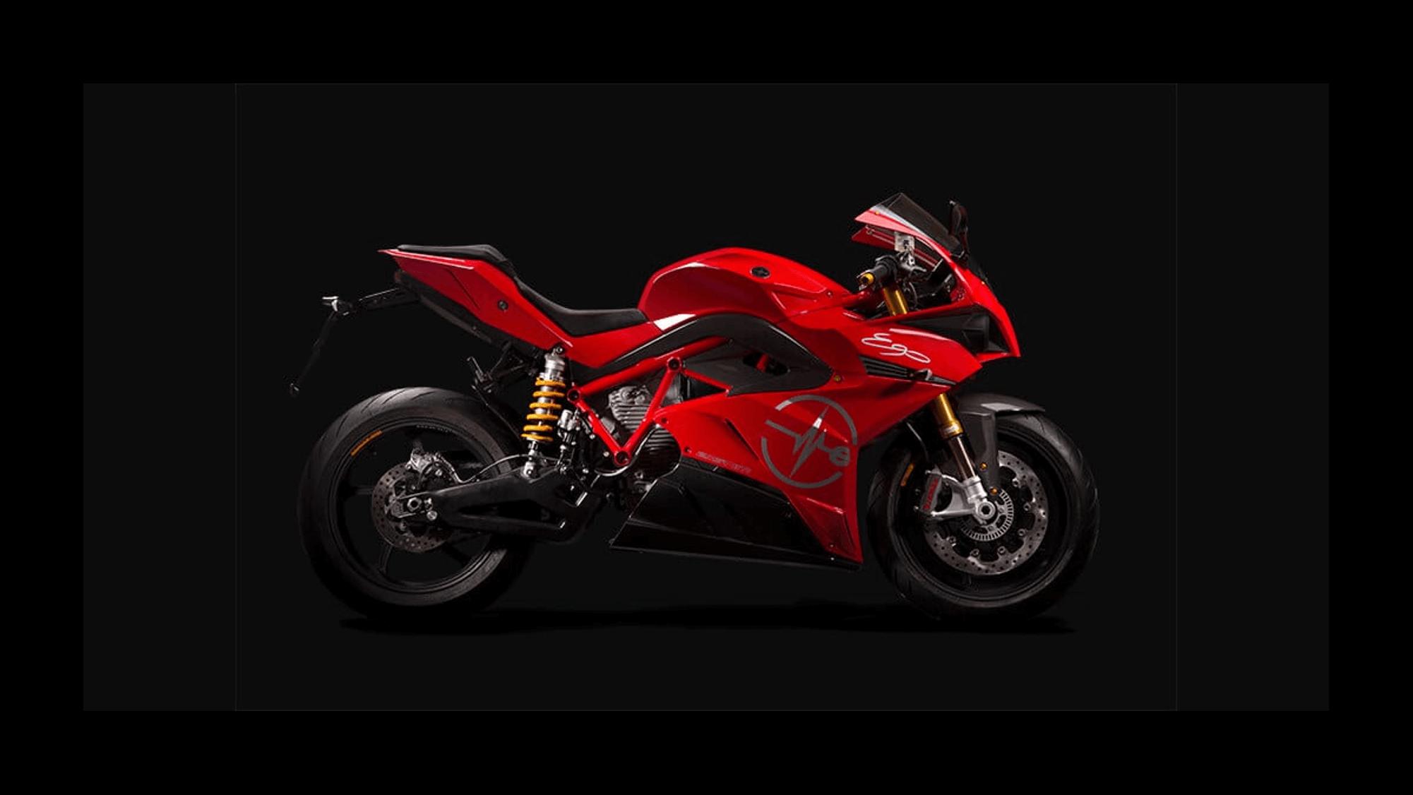 EGO+ Energica moto électrique puissante