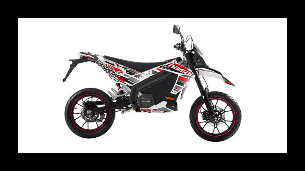 Vision 3000 de Masai Motor