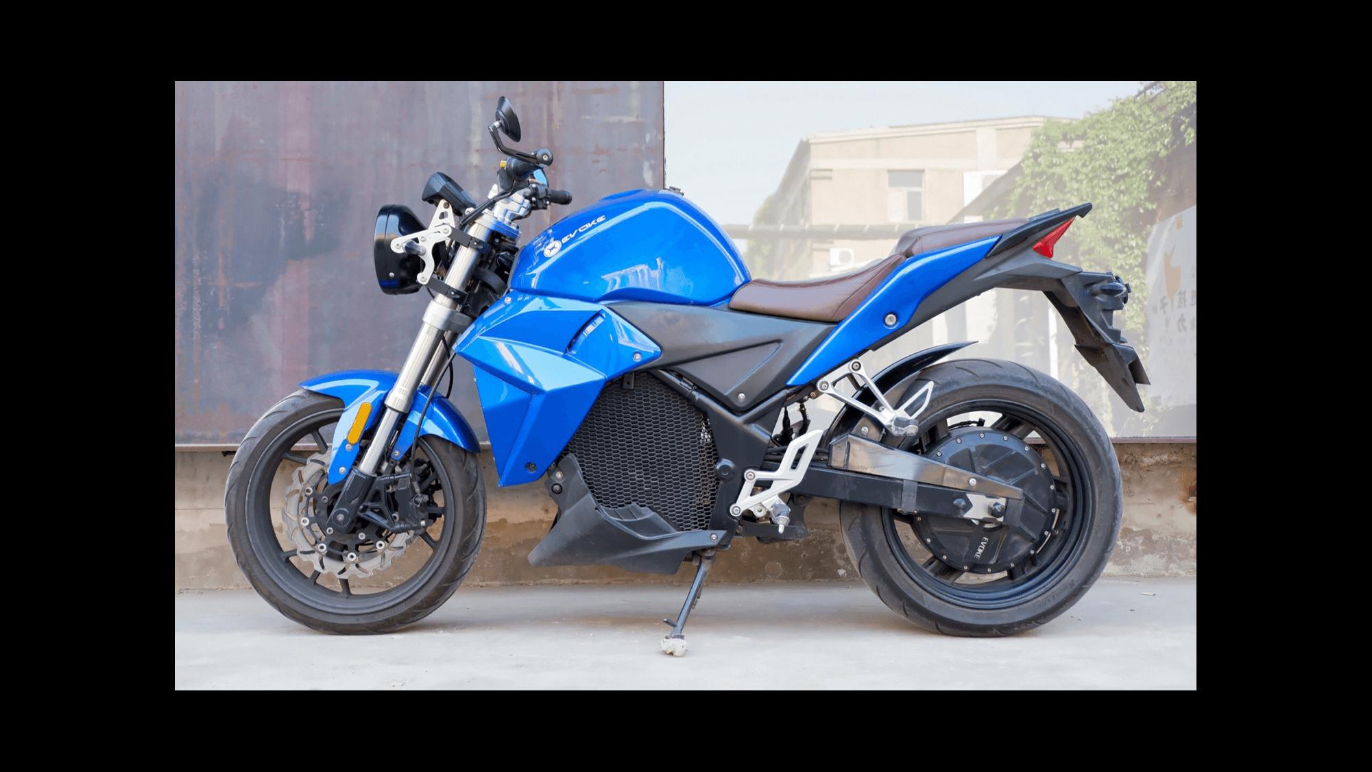 Urban Classic Evoke Motorcycles