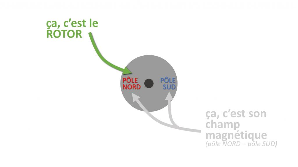 rotor moteur à induction
